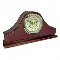Mantle Clock Covert Wifi Spy Nanny Hidden Camera