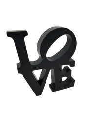 Love Art Décor Sign Hidden Spy Camera