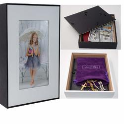 WiFi Battery Operated Picture Frame  Hidden  Spy Hidden Nanny Camera